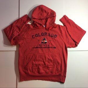 Colorado Rockies Pullover Sweatshirt (Large)